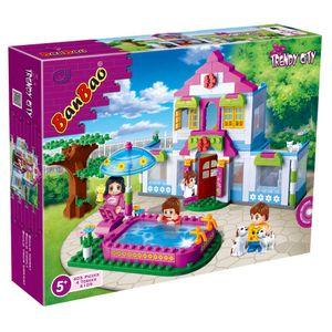 Mundo-Encantado-Casa-de-Verao-405-pecas---Banbao
