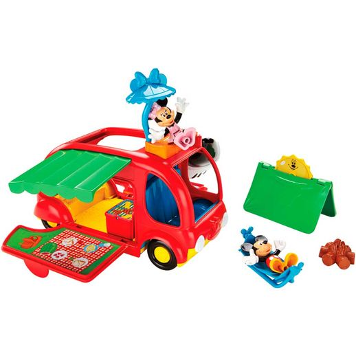 Disney-Novo-Camping-do-mickey---Mattel-