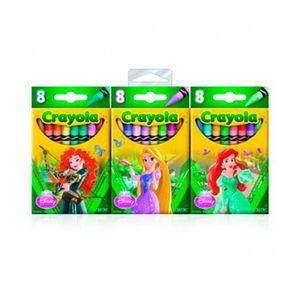 Giz-de-Cera-24-Unidades-Princesas-Pack---Crayola-