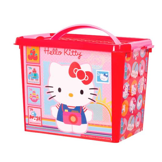 Hello-Kitty-Caixa-com-Alca-Decorada-9L---Monte-Libano-
