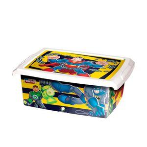 Super-Friends-Caixa-Organizadora-10L---Monte-Libano