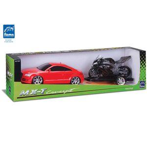 Carro-GTR-Rancing-com-Moto-66cm---Roma