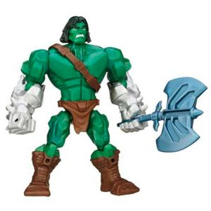 Marvel---Boneco-Super-Hero-Mashers-Skaar---Hasbro-