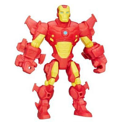 Marvel---Boneco-Super-Hero-Mashers-Iron-Man---Hasbro