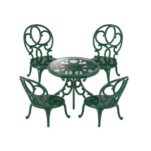 Sylvanian-Families---Conjunto-de-Mesas-e-Cadeiras-Ornamentais---EpochMagia