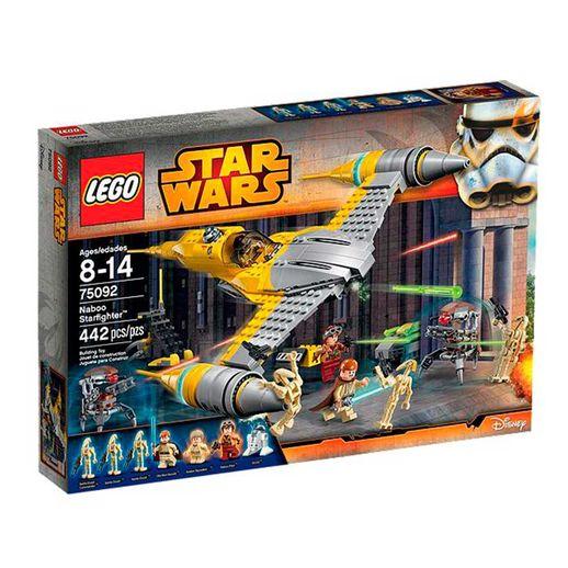 Lego-Star-Wars-Caca-Estrelas-de-Naboo---LEGO