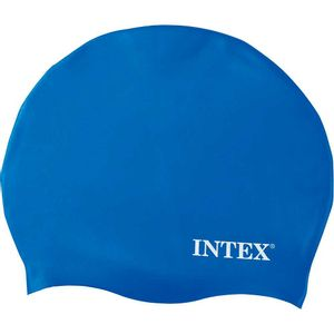 Touca-de-Silicone-Azul---Intex