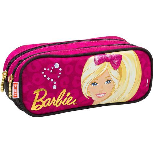 Barbie-Rock-n-Royals-16Z-Estojo-2-Compartimentos---Sestini-