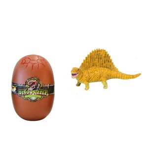 Dino-Puzzle-Parte-2-Pequeno-Dimetrodon---Fun-Divirta-se