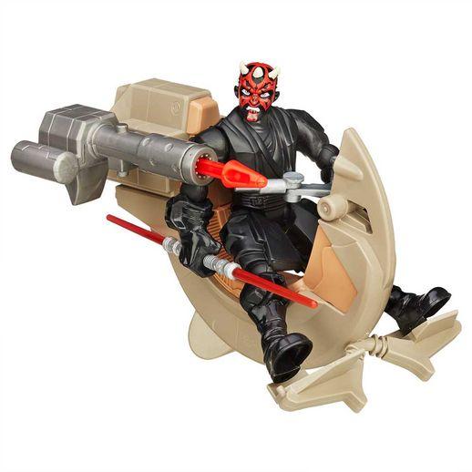 Star-Wars-Veiculo-Speeder-Bike-Com-Darth-Maul---Hasbro-