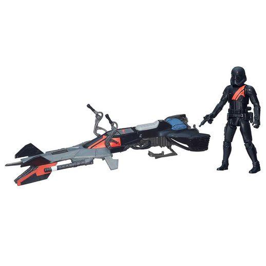 Star-Wars-Veiculo-Classico-Elite-Speeder-Bike---Hasbro-