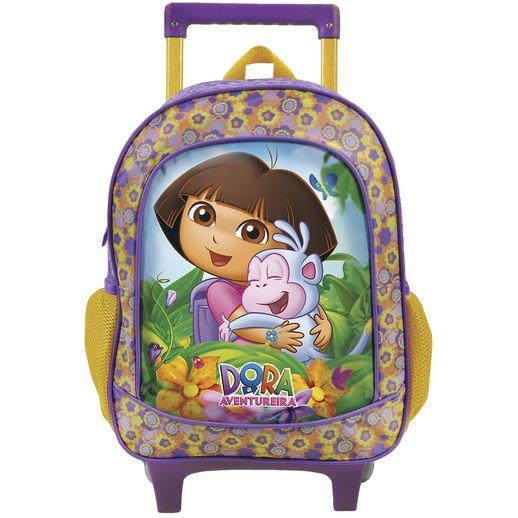 Mochila-com-Rodinhas-Dora-bestie-Friends---Xeryus