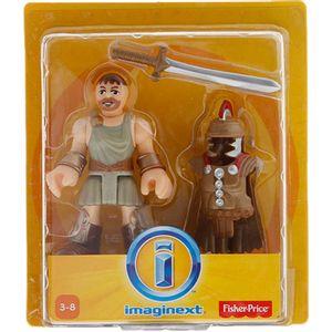 Imaginext-Cavaleiro-Romano-com-Acessorio---Mattel-