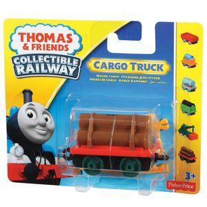 Thomas-E-Seus-Amigos-Vagao-de-Lenha---Mattel-