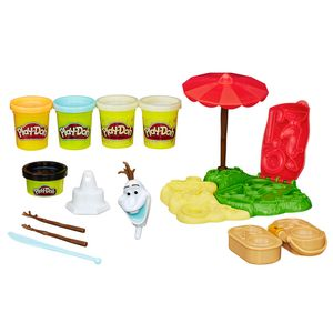 Play-Doh-Conjunto-Verao-do-Olaf---Hasbro