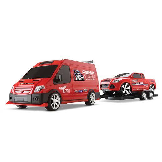 Supervan-Tuning-Pick-up---Roma