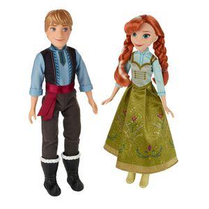 Disney-Frozen-Anna-e-kristoff---Hasbro
