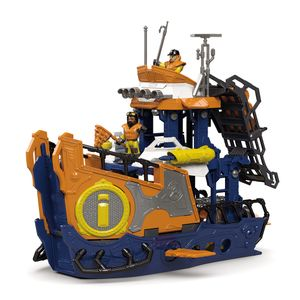 Imaginext-Navio-Comando-do-Mar---Mattel-