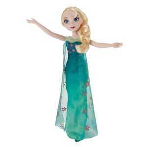 Disney-Boneca-Frozen-Fever-Elsa---Hasbro
