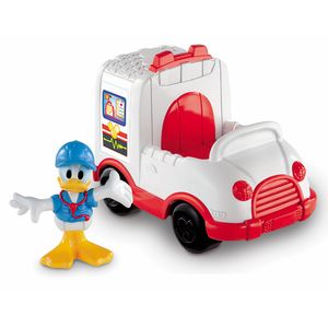 Mickey-Veiculo-Ambulancia-do-Donald---Mattel-
