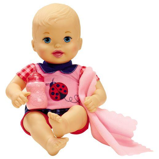 Little-Mommy-Recem-Nascido-Macacao-Joaninha---Mattel
