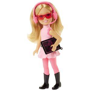 Barbie-Filme-Pequenas-Espias-Loira---Mattel