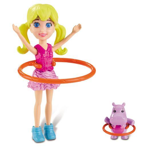 Polly-Pocket-Safari-Polly-Bambole---Mattel