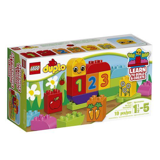 Lego-Duplo-O-Meu-Primeiro-Caterpilar-10831---Lego