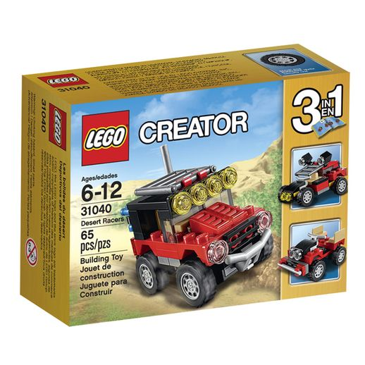 Lego-Creator-Carros-de-Corrida-do-Deserto-31040---Lego