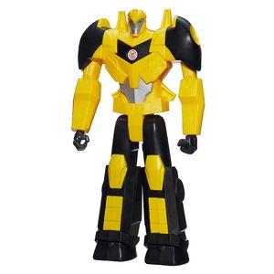 Transformers-Titan-Hero-Bumblebee---Hasbro