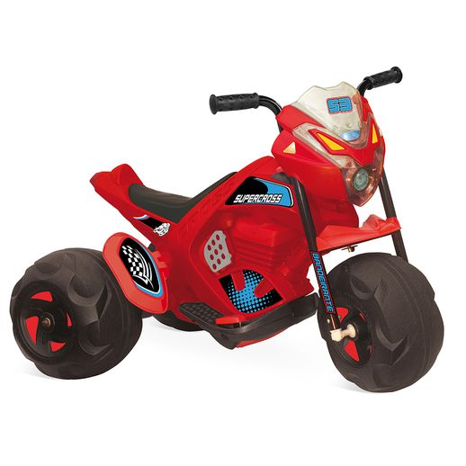 Moto-Supercross-Eletrica-6V---Bandeirante