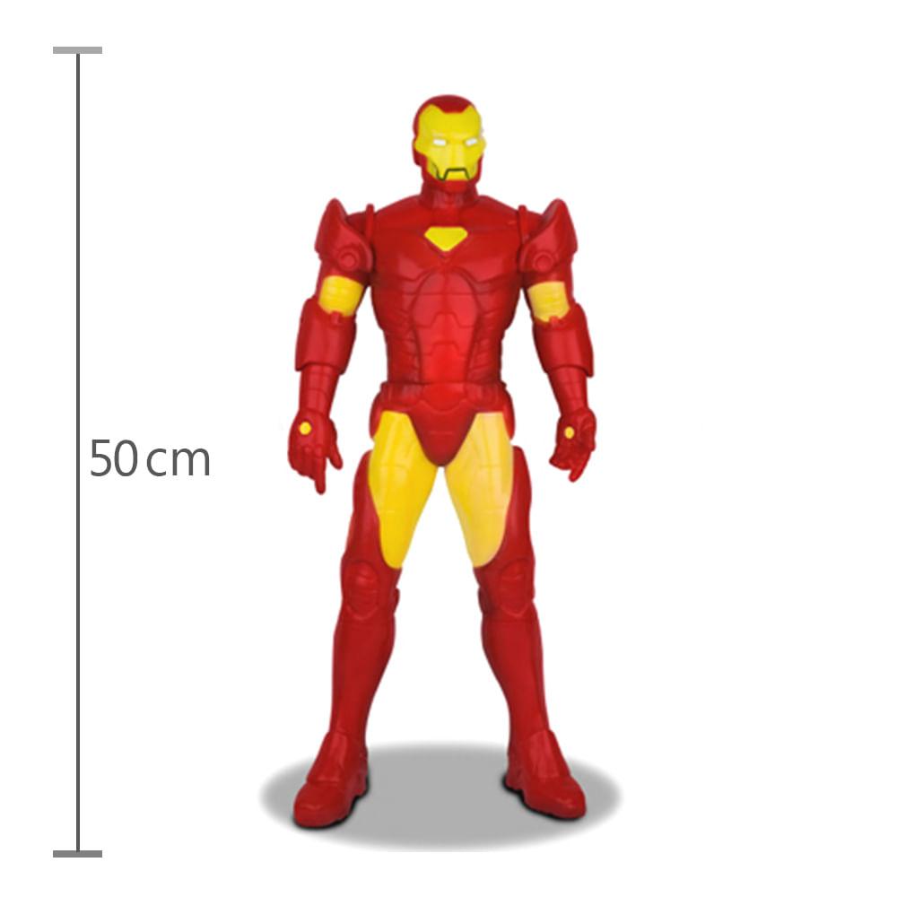 Homem De Ferro Marvel 50 Cm Mimo