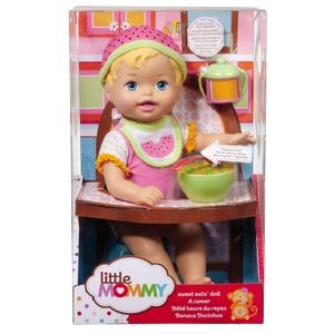 Little-Mommy-Momentos-do-Bebe-Hora-da-Comida---Mattel