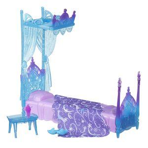 Disney-Cenario-Luxo-Cama-da-Elsa---Hasbro-