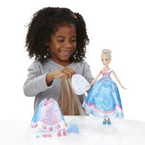 Disney-Boneca-Cinderela-Lindos-Vestidos---Hasbro