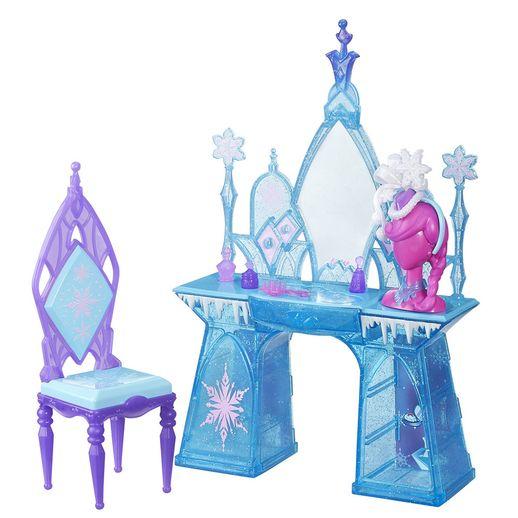 Disney-Cenario-Luxo-Penteadeira-da-Elsa---Hasbro-