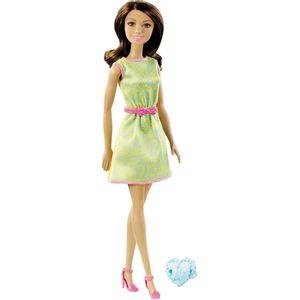 Barbie-Boneca-Fashion-Vestido-Verde---Mattel