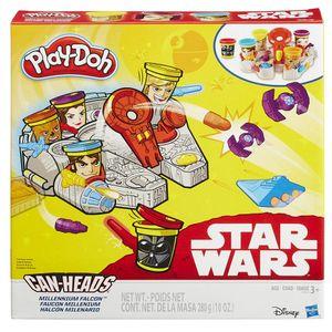 Play-Doh-Conjunto-Star-Wars-Millenium-Falcon---Hasbro-