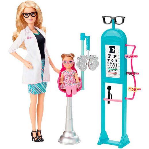 Barbie-Conjunto-Oftalmologista---Mattel-