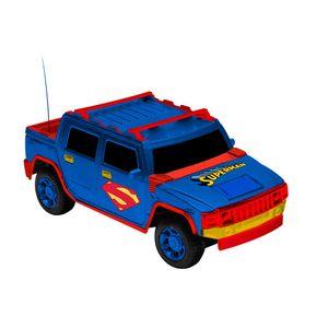 Carro-Controle-Remoto-3-Funcoes-Power-Drivers-Superman---Candide