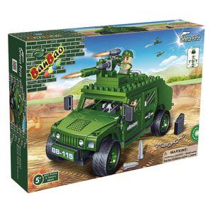 Forca-Tatica-Jeep-Hammer-203-Pecas---Banbao