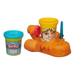 Play-Doh-Star-Wars-Conjunto-Luke-Skywalker---Hasbro