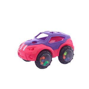 Carro-Turminha-do-Barulho-Rosa-e-Roxo---Dican