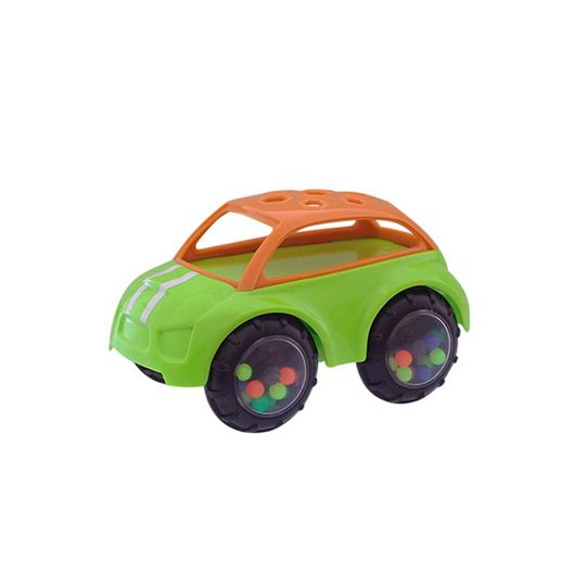 Carro-Turminha-do-Barulho-Verde-e-Laranja---Dican