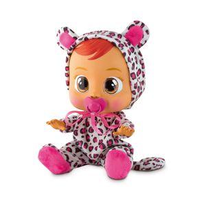 Boneca Cry Babies Leo - Multikids