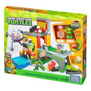 Mega-Bloks-Tartarugas-Ninja-Jr-Conjunto-Esgoto---Mattel-