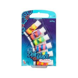 Play-Doh-Vinci-Refil-DecoPops-com-06-Cores---Hasbro