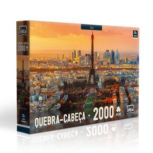 Quebra-Cabeca-Paris-2000-Pecas---Toyster