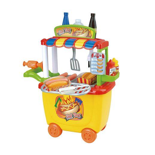 Creative-Fun-Food-Truck-Hotdog---Multikids