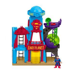 Imaginext-DC-Metropolis---Mattel